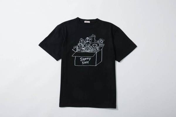 『トイ・ストーリー』のキャラクターやセリフを配したTシャツ&ソックス、コンバース スターズより