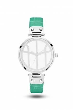 スウェーデン発時計ブランド「モックバーグ」鮮やかな色彩の新作腕時計、スタイリストとコラボ