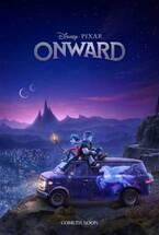 ディズニー/ピクサー映画『Onward(原題)』失われた魔法を探し出す2人のエルフの冒険