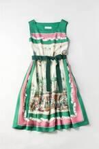 ジェーンマープル、フレンチレトロな絵画柄の新作ワンピース&スカート