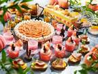 ザ・リッツ・カールトン大阪、夏の桃ブッフェ「ピーチ・カンタービレ」ケーキからピザまで桃尽くし