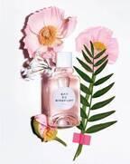 ジバンシイ新香水「オーデ ジバンシイ ロゼ オーデトワレ」爽やかな朝イメージのフローラル・ムスキー