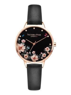 英ウォッチブランド「ヴィクトリア・ハイド ロンドン」日本上陸、リボン&フラワーのフェミニン腕時計