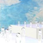 イプサが肌の水分量に応じたオリジナルドリンクを表参道で限定提供、来場者にコスメプレゼント