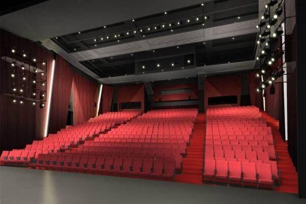 渋谷「パルコ劇場」客席数約1.5倍、オールS席のプレミアムシアターに生まれ変わる