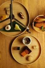 「ヒガシヤ マン」丸の内にオープン - 茶房で味わう和菓子&日本茶、売店で茶葉や器も販売