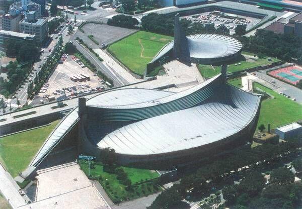 企画展「構造展 -構造家のデザインと思考-」東京・品川で、国立競技場など名建築の構造模型を展示