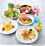 「カービィカフェ」が福岡・キャナルシティ博多に!カービィバーガーや星形パンケーキ、限定グッズも