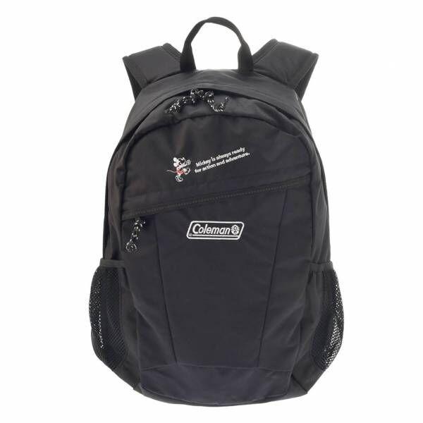 ディズニー「ミッキーマウス」や「チップ&デール」の刺繍を施したコールマンのバッグ、全国で発売