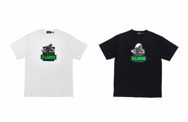 エクストララージ、映画『エイリアン』のフォトプリント入りTシャツやショーツなど5種類