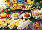 徳島・アオアヲ ナルト リゾートの夏ビュッフェ、約30種マンゴーやピーチスイーツ&選べるメイン料理