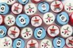 「パパブブレ」京都・祇園祭りの限定キャンディ、大丸京都店で発売