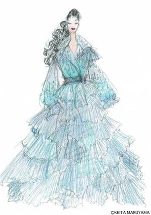 ケイタマルヤマ&メゾンミハラヤスヒロが「ドリカムワンダーランド2019」のステージ衣装をデザイン