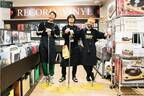 山田孝之・綾野剛・内田朝陽のバンド「THE XXXXXX」展示会が大阪に巡回、ライブ写真や新作グッズ