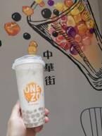タピオカ専門店「丸作食茶」横浜中華街に日本1号店、サボテンタピオカや辛子ココアなどユニークな1杯