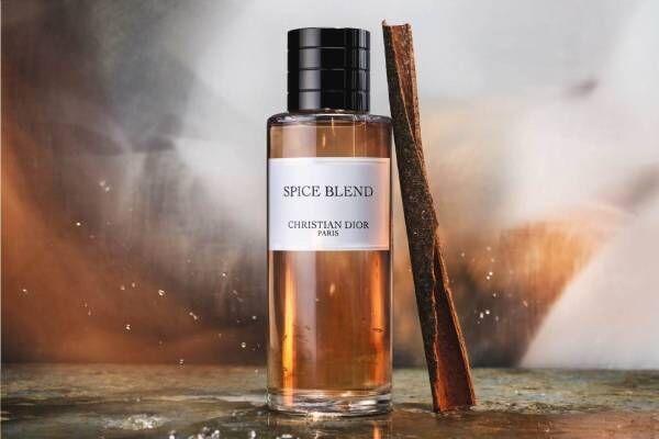 メゾン クリスチャン ディオール新香水「スパイス ブレンド」スパイス×発酵した砂糖の香りのラム