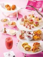 """帝国ホテル 東京×バービー""""可憐なピンク色""""アフタヌーンティー&ケーキ、デビュー60周年記念展示も"""