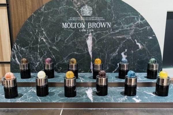 モルトンブラウンの新フレグランス、全27種のオードパルファン&オードトワレ発売
