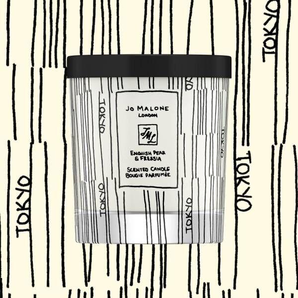 ジョー マローン ロンドン「東京のイルミネーション」をイメージしたキャンドル都内限定発売