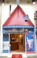 """「ムーミンスタンド」東京・浅草にオープン、もちもち""""ニョロニョロのたね""""入りいちご大福ミルクも"""