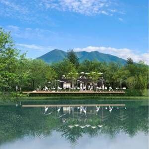 「ファクトランド」大自然の中でキャンプやアクティビティが出来る新施設、栃木・那須高原に