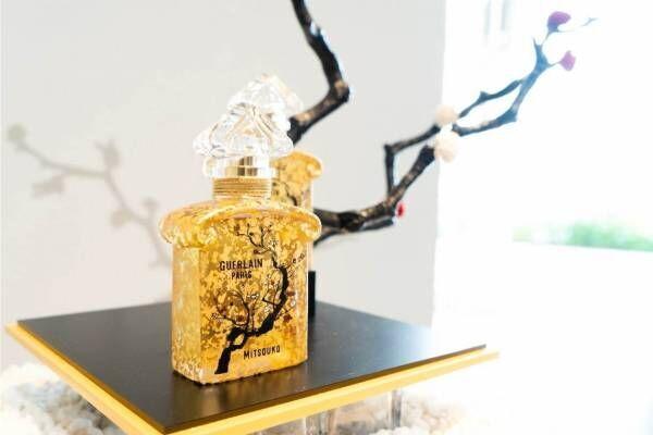 ゲラン「ミツコ」100周年を迎えたフレグランス、日本人に着想を得たチャップリンも愛した香り