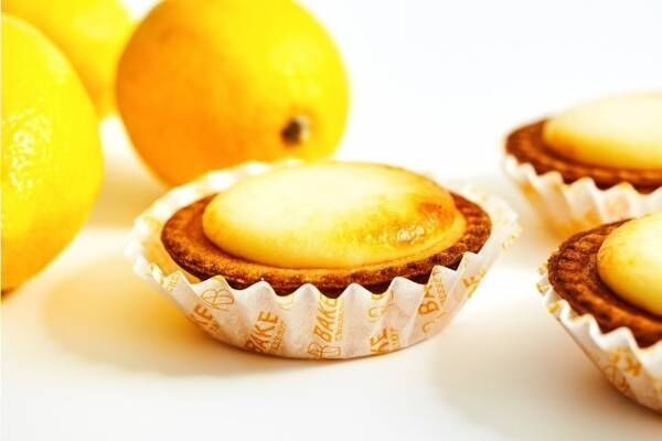 チーズタルト専門店ベイク(BAKE)の「瀬戸内レモンチーズタルト」夏限定で全国発売