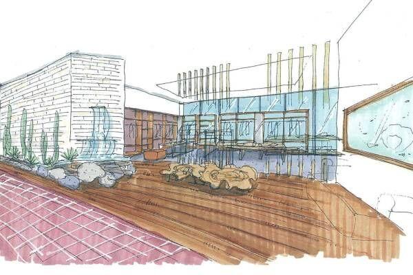 RHC ロンハーマン&カフェが商業施設「サクラマチ クマモト」に、ノンネイティブ限定セットアップなど