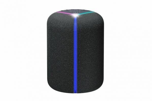 ソニーの新ワイヤレススマートスピーカー、迫力の重低音&音楽に合わせて光るライト