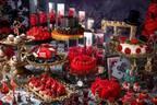 """ヒルトン東京スイーツブッフェ「アリスinローズ・ラビリンス」ハロウィン限定""""アリスのハートムース""""も"""