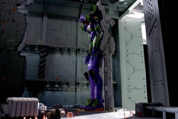 世界最大屋内型ミニチュアテーマパーク「スモールワールズ」東京・有明に、エヴァンゲリオンの世界を再現