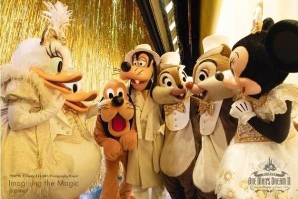 東京ディズニーランド「ワンマンズ・ドリームⅡ」フィナーレへ、記念グッズ販売&赤坂で写真展