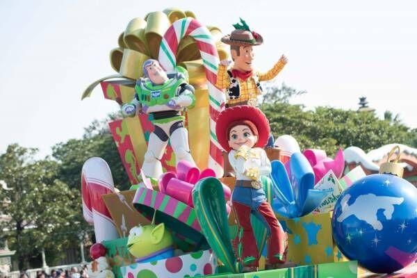 東京ディズニーランド&シーのクリスマス - ショーやパレード、グッズ、フード情報を全公開
