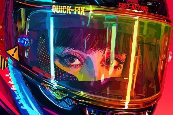 マッド・ドッグ・ジョーンズの世界初個展が渋谷ディーゼルアートギャラリーで、新作15点以上を展示販売