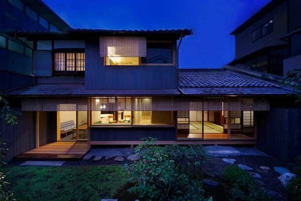 皆川明が手がける京都の宿泊施設「京の温所 西陣別邸」築95年の京町家をリノベーション