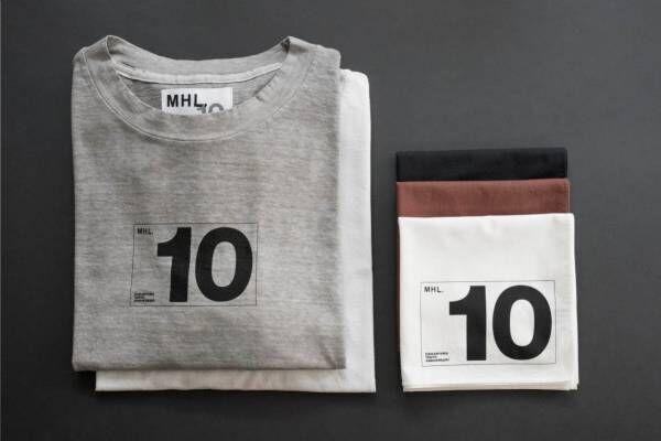 MHL 代官山オープン10周年を記念した限定アイテム - コートやシャツ、トートなど全6型