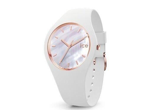 """アイスウォッチ""""真珠貝""""を使った新作腕時計「アイス パール」神秘的な輝きの1点物ウォッチ"""