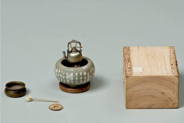 「館蔵ミニチュア展 小さなものの大きな魅力」墨田区・たばこと塩の博物館で、約1,500点を展示