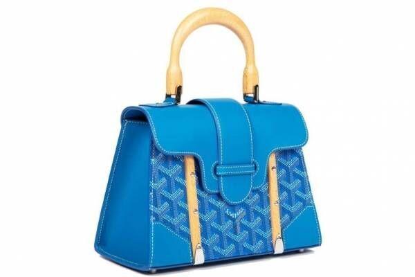 ゴヤールの新作バッグ、ブナの木を配した「サイゴンミニ ストラクチャード」やビジネス用ブリーフケース