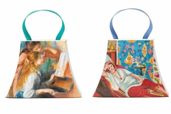 HACCI石けん×「オランジュリー美術館コレクション ルノワールとパリに恋した12人の画家たち」
