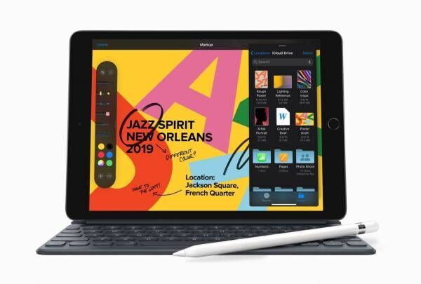 アップルが第7世代の新型「iPad」発売 - 価格は34,800円〜、Apple Pencil対応