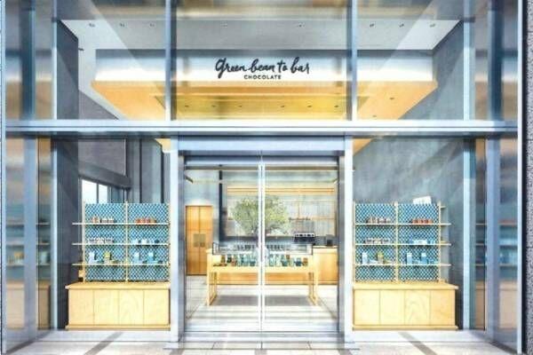グリーン ビーン トゥ バー チョコレートの新店舗がコレド室町テラスに、新作マカロンなど先行発売