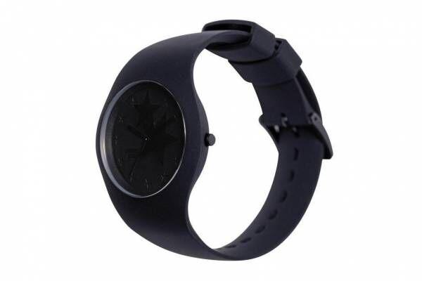 コンバース スターズ×アイスウォッチの腕時計、文字盤に星を配したユニセックスモデル