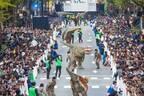 「御堂筋ランウェイ」東京ディズニーリゾートのパレードが大阪に、ピカチュウの大行進も