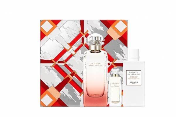 エルメスよりクリスマスの香水ギフトセット - オードトワレやローションを3つの香りで