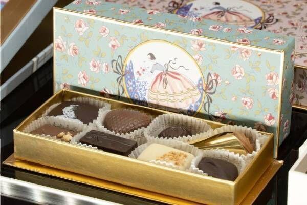 ベルギー王室御用達チョコブランド「マダム ドリュック」東京・ホテルニューオータニ内に日本2号店