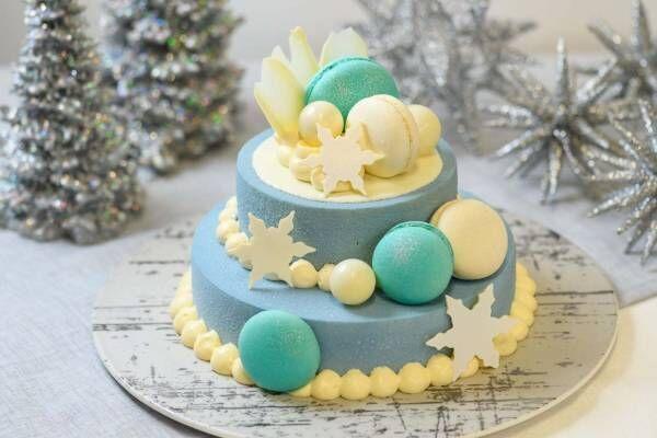 「渋谷ヒカリエ シンクス」のクリスマスケーキ、ピエール・エルメ・パリやサダハル・アオキなど約30種