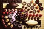 ANAインターコンチネンタルホテル東京「チョコレート・スイーツブッフェ」ケーキやショコラ食べ比べも