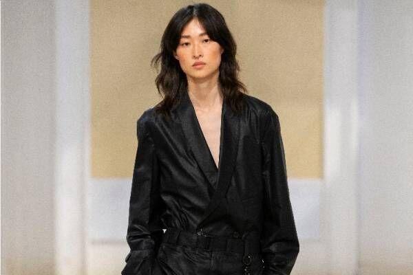 ルメール 2020年春夏コレクション - 黒で魅せる豊かな世界