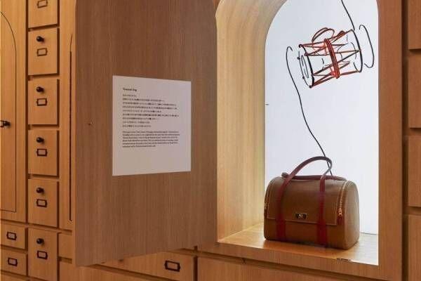 """エルメス""""スペシャルオーダー""""のオブジェが集う展覧会「夢のかたち」六本木で、バッグから帆船まで"""